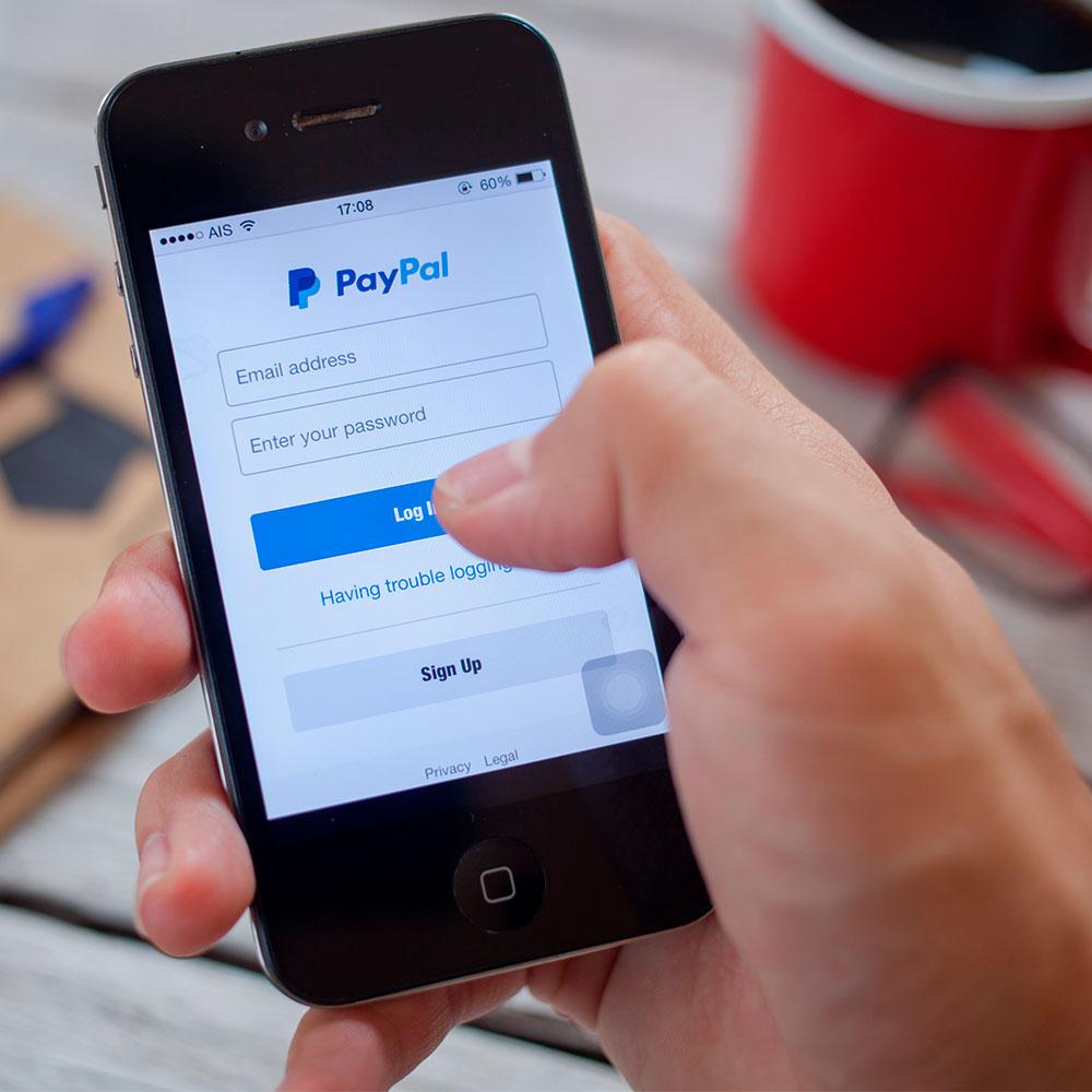 Transferencias Internacionales con PayPal